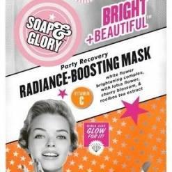 Soap & Glory Radiance Boosting sheet mask