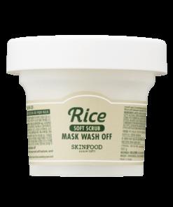 Skinfood Rice Soft Scrub in Pakistan