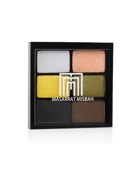 Masarrat Misbah Eyeshadow Palette Sunset
