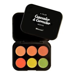 BhCosmetics 6 Color Concealer & Corrector Palette in Pakistan