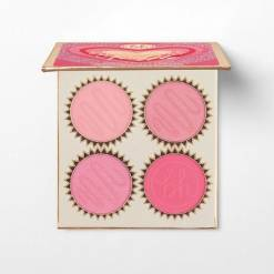 Bhcosmetics Vanilla Strawberry Truffle - 4 color Blush Palette