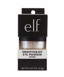 Elf Cosmetics Smooth & Set Eye Powder