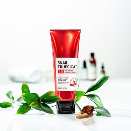 Some By Mi Snail Truecica Miracle Repair Low pH Cleanser