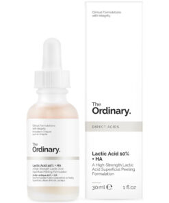 The Ordinary Lactic Acid 10% + HA 30ml in pakistan