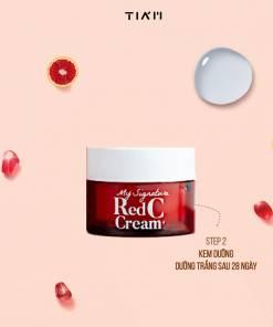 Tiam My signature red c cream