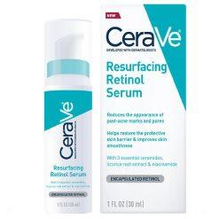 Cerave Resurfacing Retinol Serum: 30 ML
