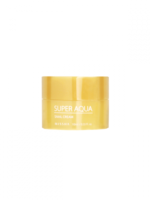 Missha Super Aqua Snail Cream Travel Size