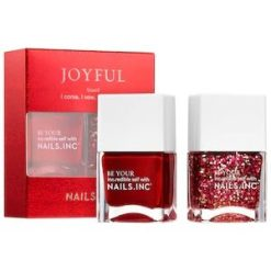 Nails inc. Joyful Nail Color Set