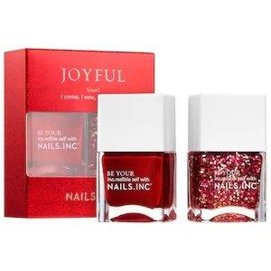 Nails inc. Joyful Nail Color Set