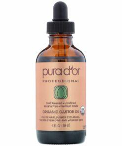 Purador Organic castor oil