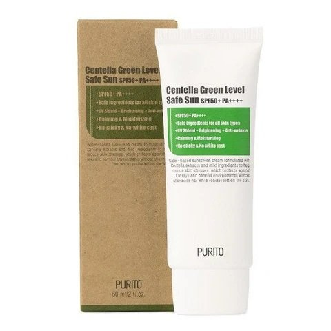 Purito Centella Green Level Safe Sun Sunblock