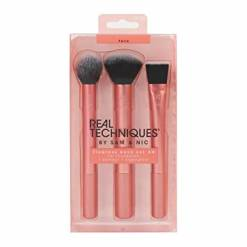 Real Technique Flawless base foundation and contour brushset