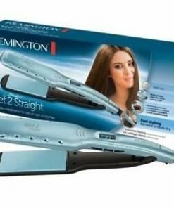 Remington wet2straight s7350 wide plate hair straightener