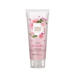 Sabai Arom Body Cream Rose De Siam