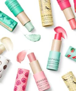 Sephora Lip Balms