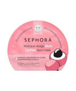 Sephora Lychee face mask