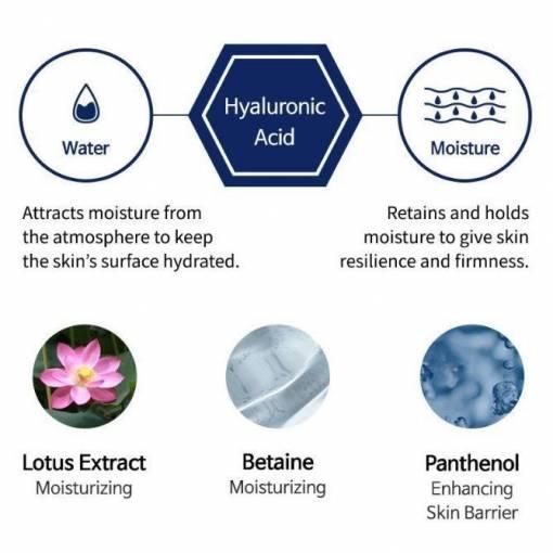 Tiam Hyaluronic Water Pumping Serum