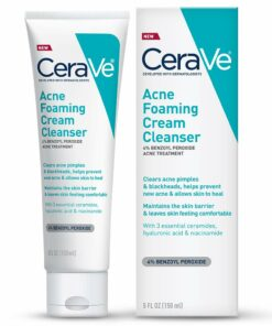 Cerave Acne Foaming Cream Cleanser