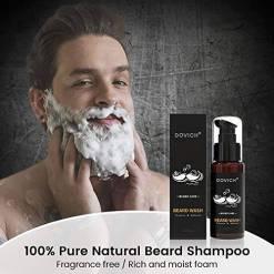 Dovich 12-in-1 Beard Grooming Care Kit for Men