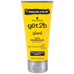 Got2B Glued Spiking Max Hold Hair Styling Glue Gel