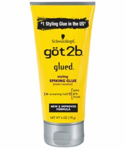 Got2B Glued Spiking Max Hold Hair Styling Glue Gel