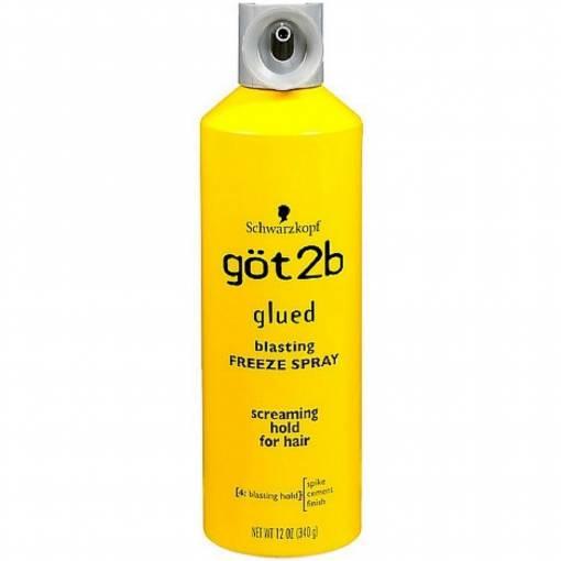Got2b Glued Blasting Freeze Hairspray 12 OZ