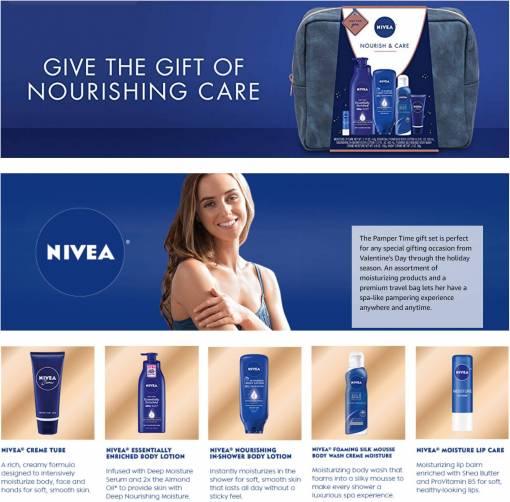 NIVEA-Pamper-Time-Gift-Set
