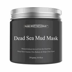 Pure Body Natuals Dead Sea Mud Mask