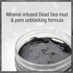 Pure Body Natuals Dead Sea Mud Mask1
