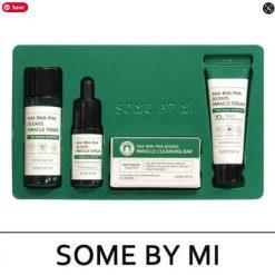 SOMEBYMI - AHA/BHA/PHA 30Days Miracle Stater kit Edition