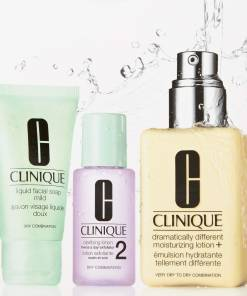 Clinique Great Skin Great Deal Set for combination oily Skin in Pakistan