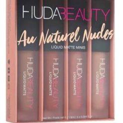 Huda beauty liquid matter minis au naturel Nudes in Pakistan