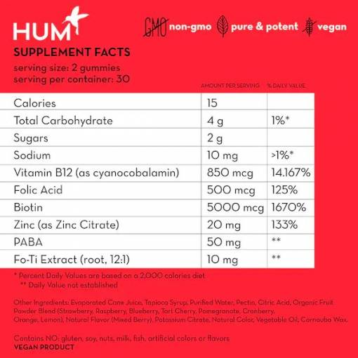 Hum Gummies With Benefits Trial Size Price in Pakistan