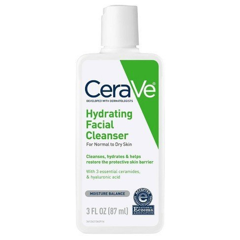 CeraVe Hydrating Facial Cleanser 87 ML in pakistan