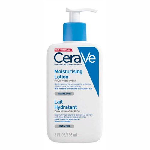 Cerave Moisturizing Lotion For Dry to Very Dry Skin