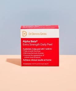 Dr. Dennis Gross Extra Strength Alpha Beta Daily Peels
