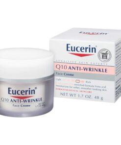 Eucerin Q10 Anti-wrinkle face cream in Pakistan