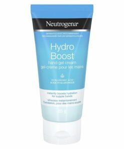Neutrogena hydroboost hand gel cream