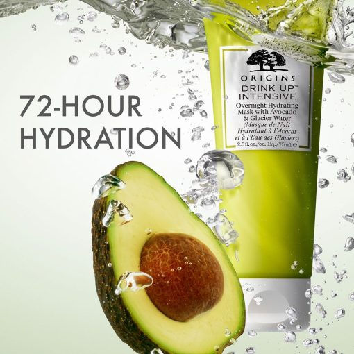 Origins Drink Up Overnight Hydrating Avocado Mask 1