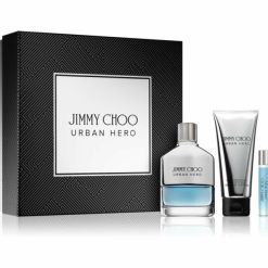 jimmy choo urban hero men edp gift set for men