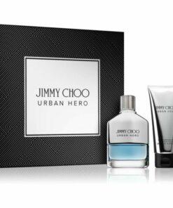 jimmy choo urban hero men edp gift set for men