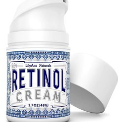 Lilyana Naturals Retinol Cream For Face 1.7 Oz