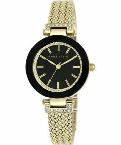 Anne Klien gold tone bracelet watch in pakistan