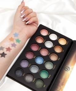 Bhcosmetics Color Baked Eyeshadow Palette Supernova 181