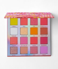 BH Cosmetics 16 Color Shadow Palette Mimosa