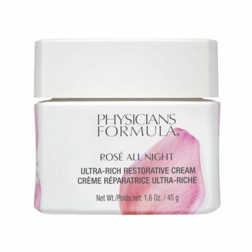 Physician's Formula Rose All Night Cream 1.58 Oz