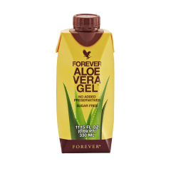 Forever Living Aloe Vera Gel, 330ML