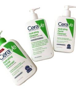 Cerave hydrating Facial Cleanser - Makeupstash Pakistan