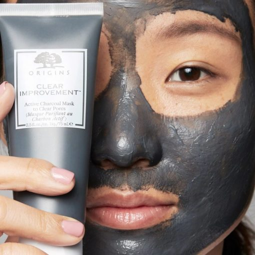 Origins Clear Improvement Active Charcoal Mask 15ml in pakistan