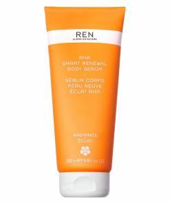 REN Clean Skincare AHA Smart Renewal Body Serum 50ml